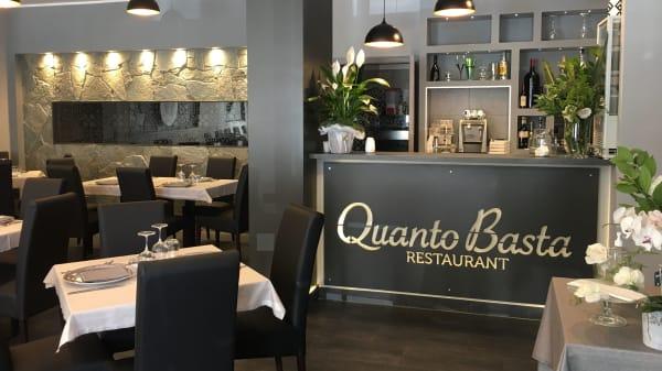 Interno - QuantoBasta Restaurant, Cagliari