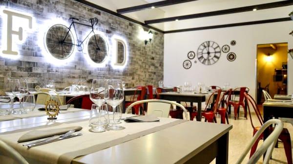 Sala - Break Food and Drink, Chieti