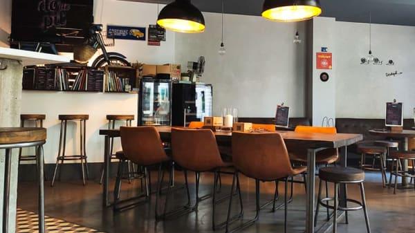 Sala del restaurante - Dodepit, Sóller
