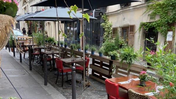 Terrasse - Le Restaurant, Paris