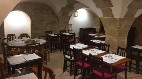 Vue de la salle - Adulis Café Abyssinien, Paris