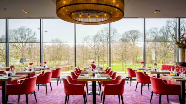 Restaurant - The Livingroom  (in het Babylon Hotel), Haia