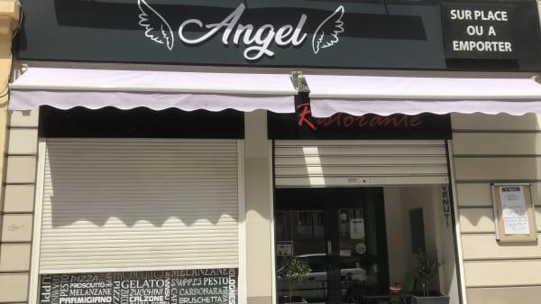 Entrée - Angel Restaurant, Villeurbanne