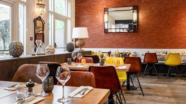 Restaurant - Legato, Pantin