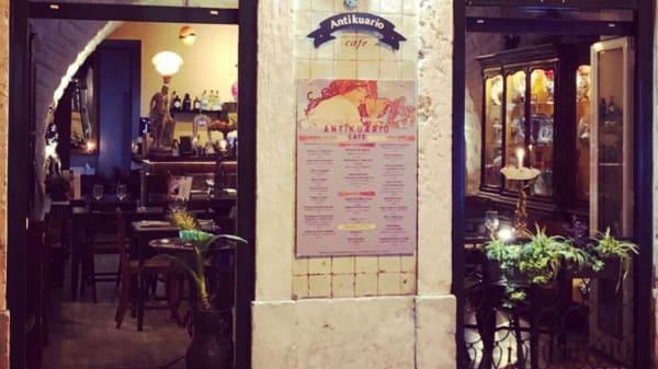 Antikuário Cafe, Lisboa