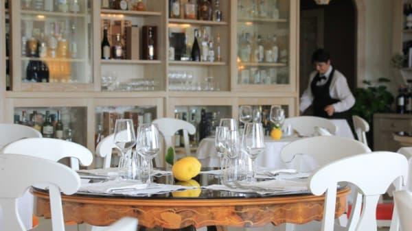Sala del ristorante - Ristorante & Hotel degli Angeli, Madonna degli Angeli