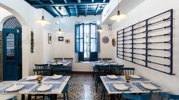 Sala del restaurante - La Tapería, Córdoba