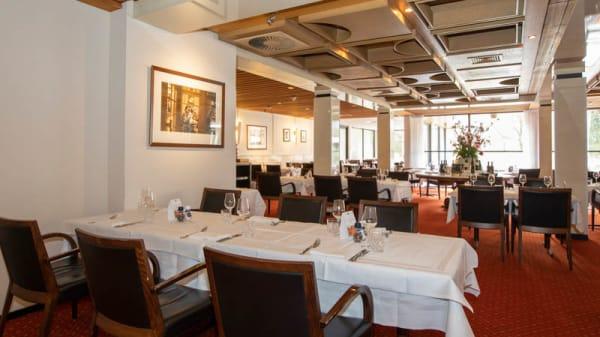 Het restaurant - De Tuin van Wolfheze (by Fletcher), Wolfheze