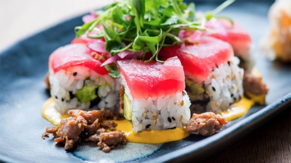 Sugerencia del chef - Yoüme Sushi, Barcelona