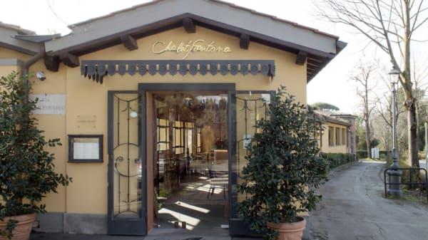 Entrata - Chalet Fontana, Florence