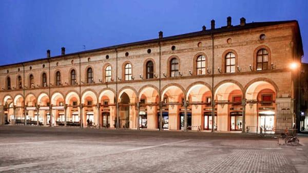esterno - Forum Cornelii, Imola