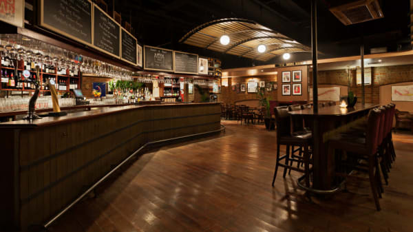 Willys Bar, London