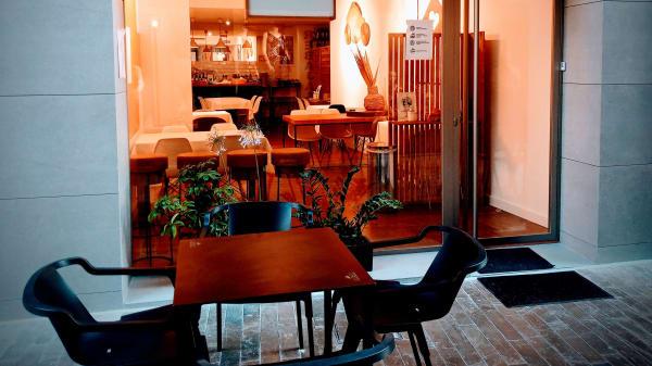 Restaurante desde el exterior - El Galgo, Elx