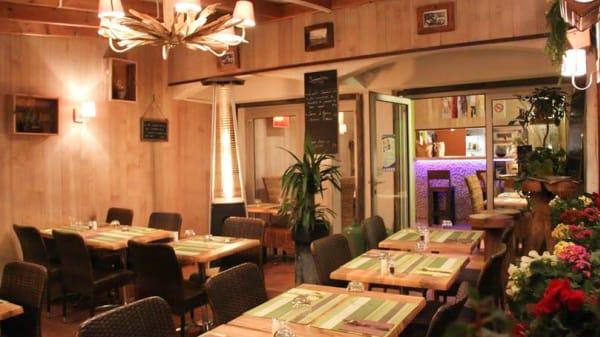 salle - Ma Cabane sur le Port, Capbreton