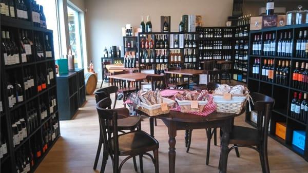 Salle du restaurante - Les Domaines Qui Montent, Eysines