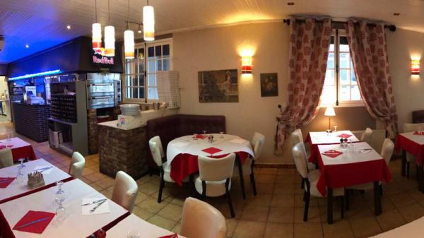 Salle du restaurant - Casa Costa, Épinay-sur-Seine