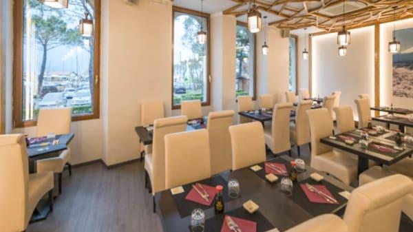 Vista sala - The Lounge Sakura Sushi, Desenzano Del Garda