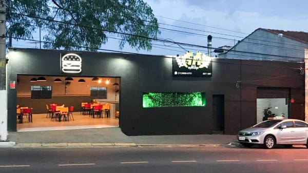 Fachada - Gt Burger, São Paulo