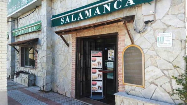 Vista entrada - Salamanca, Humanes De Madrid