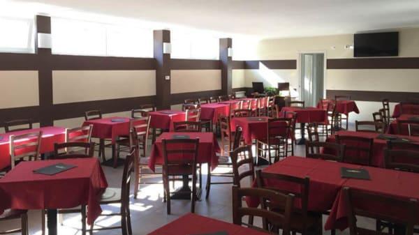 Vista sala - Pizzeria del Corso, Rho