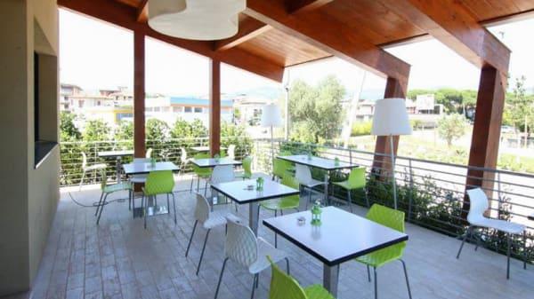 Terrazza - PepeOro Restaurant Cafe, Pistoia