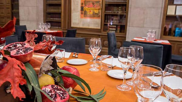 Sopar de L'enigma 1 - El Sopar de L'Enigma, Barcelona