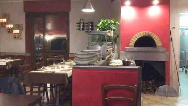 Vista della sala - Ristorante Pizzeria Carpe Diem, Verres