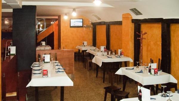 Vista comedor - O' Recanto, A Coruña