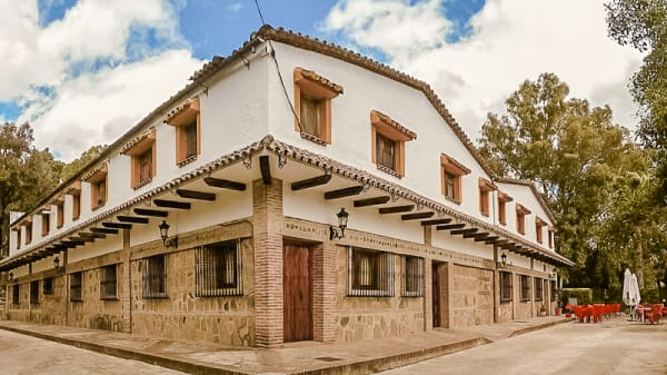 Vista restaurante - Las Buitreras, Cortes de la Frontera