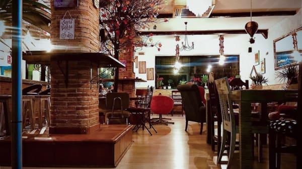 Vista de la sala - El Jaleo  Cafe Gastrobar, Torrejon De La Calzada