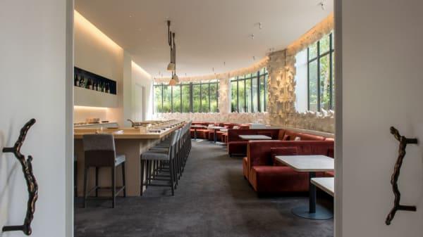 Salle du restaurant - L'Abysse, Paris