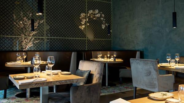 Het restaurant - Azura, Rotterdam