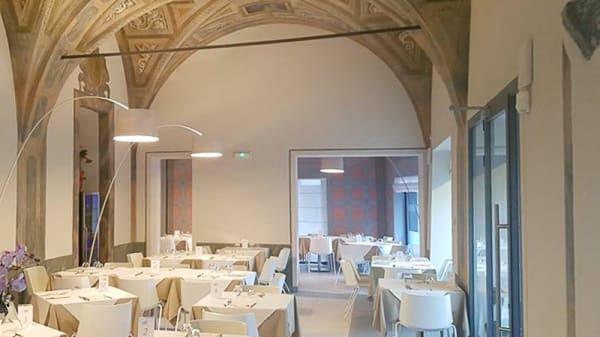 Sala interna - Ristorante Le Gout, Bergamo