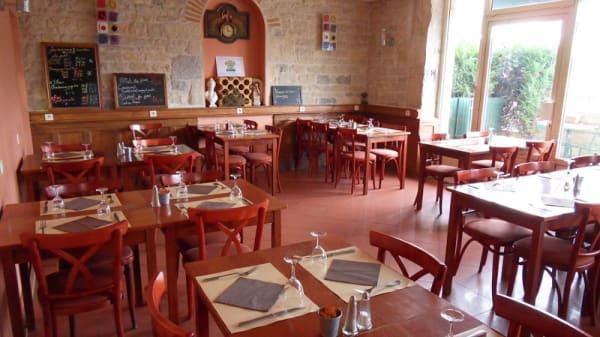 Salle du restaurant - Les Docks de Bourgogne, Dijon