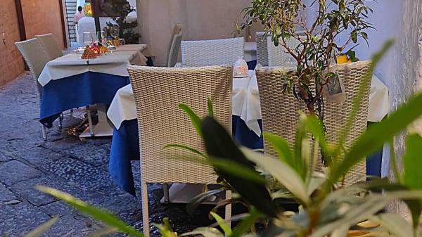 Trattoria San Giuseppe, Amalfi