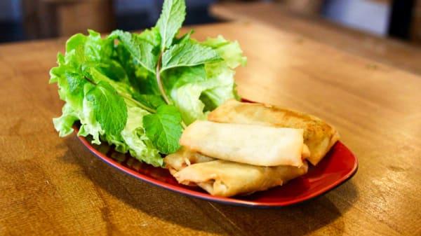 Suggestion du chef - La Gastronomie du Vietnam, Paris