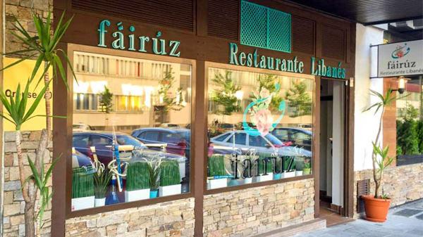 Fachada - Fairuz, Madrid