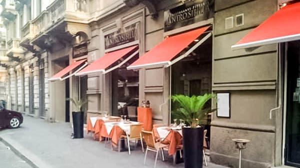 Entrata - L'Antro della Sibilla, Milano