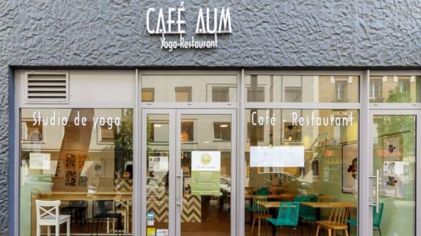 Entrée - Café Aum, Issy-les-Moulineaux