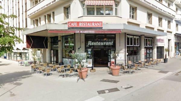Façade - Le Marechal, Dijon