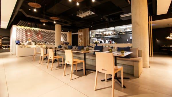 Salón - Ma Khin Café, Valencia