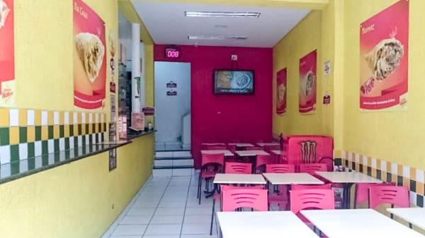 Vista do interior - Pastéis Cantinho Nobre, São Paulo
