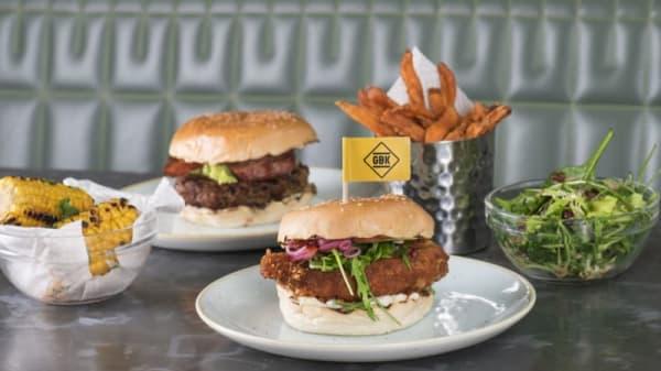 chef suggestion - GBK Birmingham Brindley Place, Birmingham