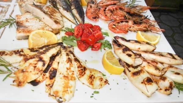 Suggerimento dello chef - Aurelia, Cogoleto