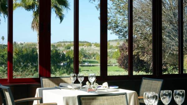 Vista sala - Confortel Golf Badajoz, Badajoz