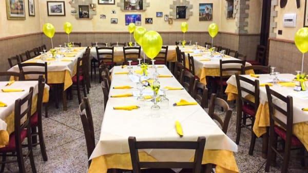 Sala - Iorio Trattoria e Pizzeria, Casavatore