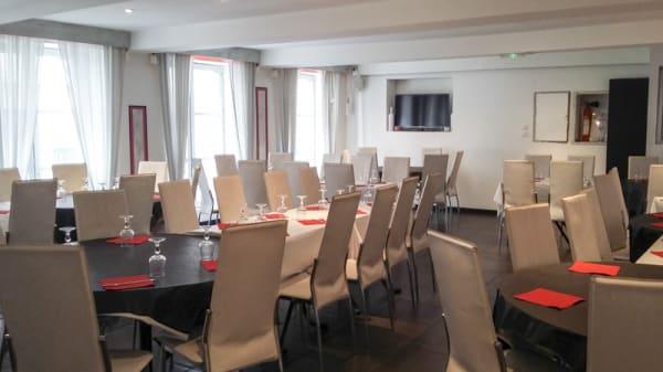 Salle du restaurant - Koubalibre, Lyon