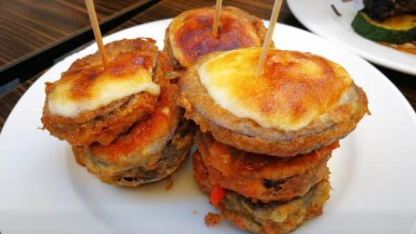 Sugerencia del chef - Las Termas Del Pincho, Cartagena