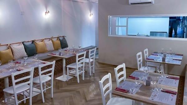 Sala - I Resilienti pizza e fritti d'autore, Avellino