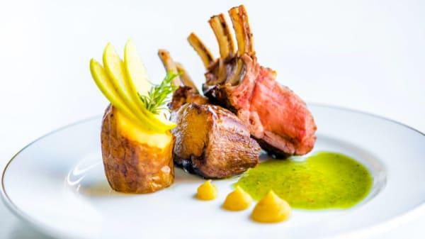 Sugerencia del chef - Restaurante Parador de Oropesa, Oropesa